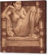 Cinthia Canvas Print