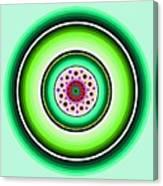 Circle Motif 229 Canvas Print