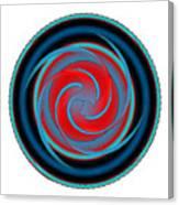 Circle Study No. 320 Canvas Print