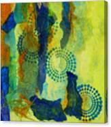 Circles 6 Canvas Print