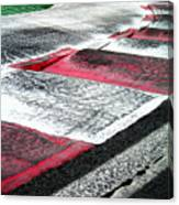 Circuit De Montreal ... Canvas Print