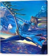 Cirque Du Sole Canvas Print