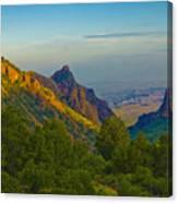 Chiscos Mountain Park Canvas Print