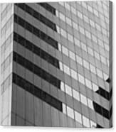 Citigroup Facade IIi Canvas Print