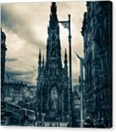 Edinburgh City Canvas Print