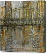 City Bridge Canvas Print