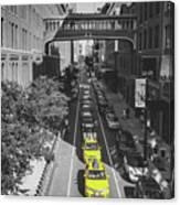City Bridge Canvas Print