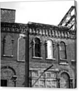 City Decay 1 Canvas Print