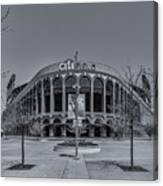 City Field - New York Mets Canvas Print