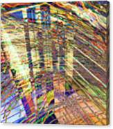 City In Motion 29 Canvas Print