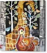 City Jungle Canvas Print