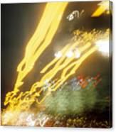 City Lights-5 Canvas Print