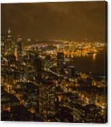 City Night Canvas Print