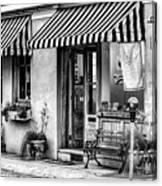 City Of Charleston Sc Canvas Print