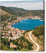City Of Vis Canvas Print