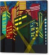 City Scion Canvas Print