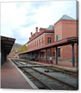 Cumberland City Station Canvas Print