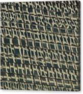 City Windows Abstract Canvas Print