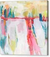 Cityline Swing Canvas Print