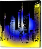 Cityscape 1 Canvas Print
