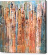 Cityscape #3 Canvas Print