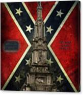 Civil War Memorial Canvas Print