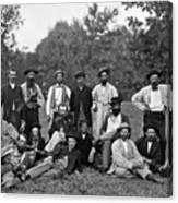 Civil War: Scouts & Guides Canvas Print