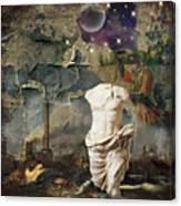 Civilization I Canvas Print