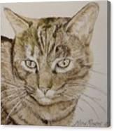 Clarise Canvas Print