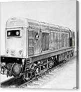 Class 20 205 Canvas Print