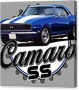 Classic Camaro Canvas Print