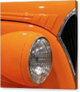 Classic Car Details Canvas Print