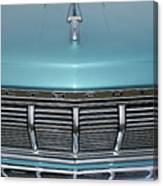 Classic Car No. 5 Canvas Print