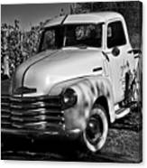 Classic Chevy Truck Canvas Print