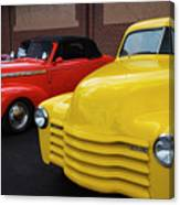 Classic Colors 5 Canvas Print