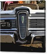 Classic Edsel Canvas Print