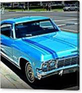 Classic Impala Canvas Print