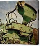 Classic John Deere 3.0 Canvas Print