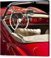 Classic Mercedes Benz 190 Sl 1960 Canvas Print