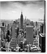 Classic New York  Canvas Print