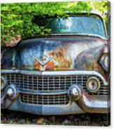 Classic Old Cadillac Canvas Print