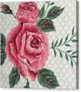 Classic Rose Canvas Print