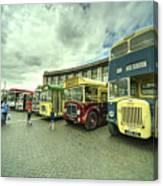Classic Transport  Canvas Print