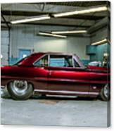 Classic Vehicle Canvas Print