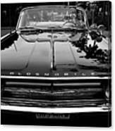 Classicmobile Canvas Print