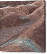 Clayscape Canvas Print