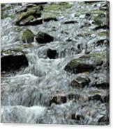 Clear Creek Canvas Print