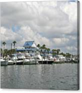 Clearwater Florida Canvas Print