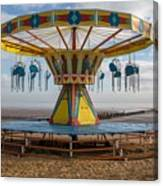 Cleethorpes Beach Canvas Print