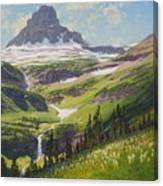 Clements Mountain Canvas Print